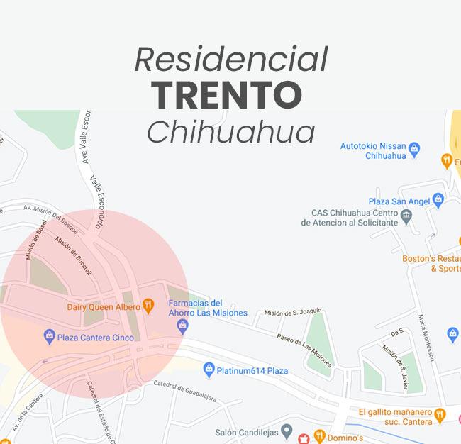 trento residencial